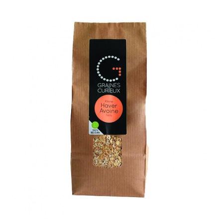 Flocons avoine - Graines de curieux