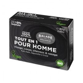 Savon tout-en-un pour hommes - Balade en Provence