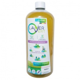 Lessive liquide 1L - Laververt