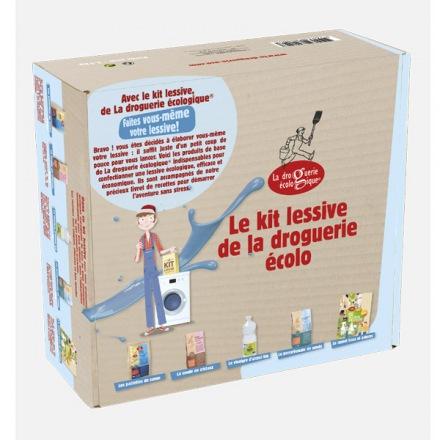 Kit Lessive - La Droguerie Ecologique