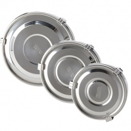 Lunchbox personnalisable en inox - Tiffin