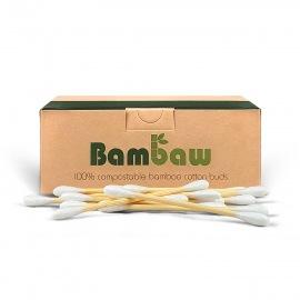 Cotons-tiges en bambou - Bambaw