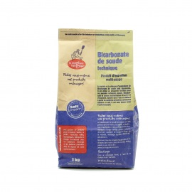 Bicarbonate de soude - La Droguerie Ecologique