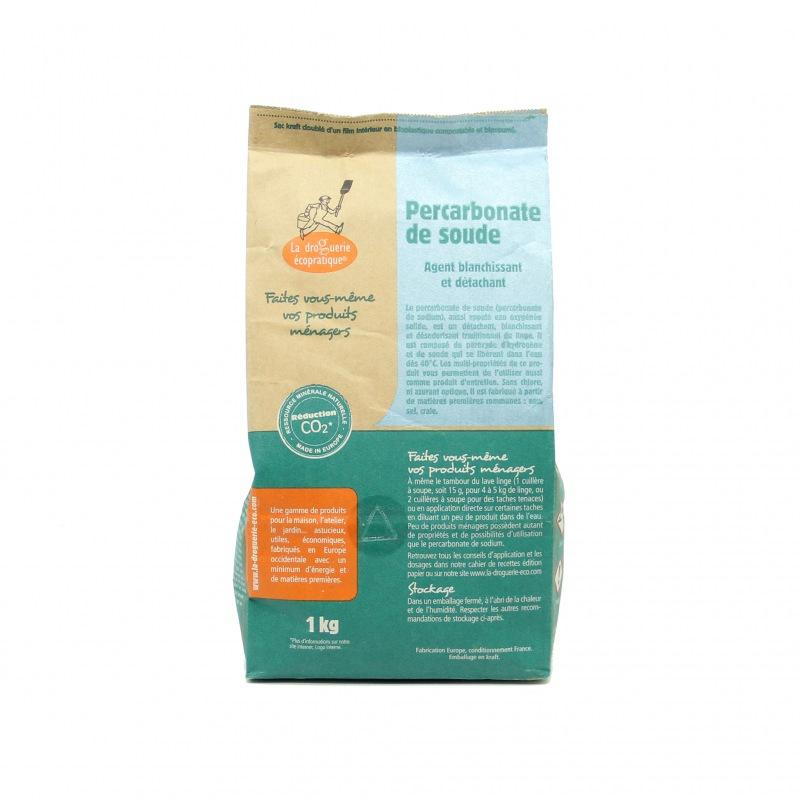 Percarbonate de soude La Droguerie Ecologique 1kg