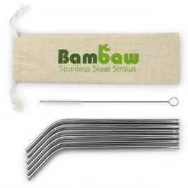 Pailles en inox - Bambaw