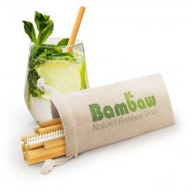 Pailles en bambou - Bambaw