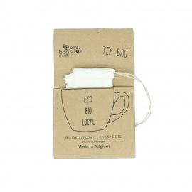 Infusette à thé en coton - Bag to Green
