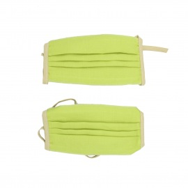 Lot de 2 masques en lin - Bag To Green