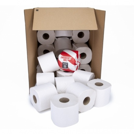 Papier toilette recyclé - The Good Roll