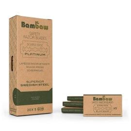 5 lames de rasoir - Bambaw